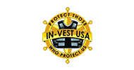 In Vest Usa Logo Color