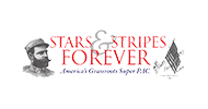 Stars And Stripes Forever Logo Color